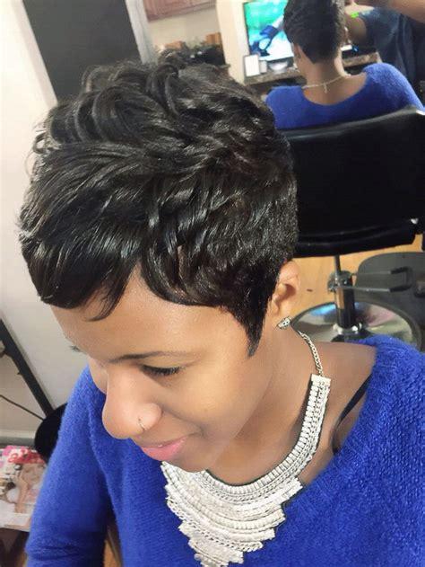 ideas  short black hairstyles  pinterest