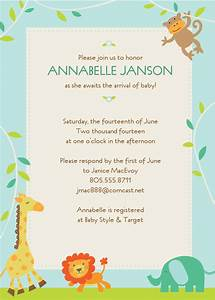 free online baby shower invitation templates wblqualcom With online baby announcement templates