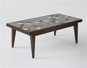 fab finds distinctive modern coffee tables austin With west elm geometric coffee table