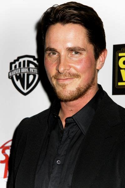 Christian Bale Picture Showest Warner Brothers