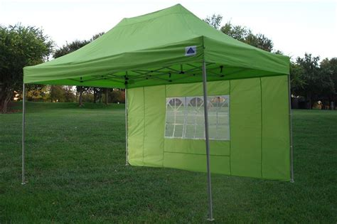 easy up canopy tent 10 x 15 easy pop up tent canopy 5 colors