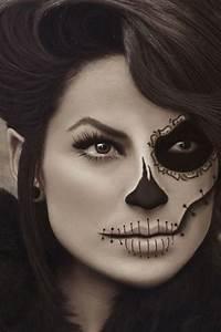 Halloween Schmink Bilder : schminktipps f r karneval hier kommen die kreativsten looks super pelz und halloween ~ Frokenaadalensverden.com Haus und Dekorationen