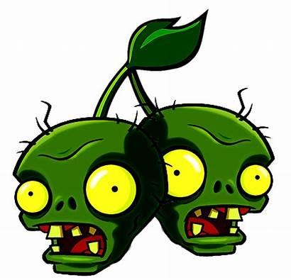 Zombie Plants Vs Zombies Clipart Head Character