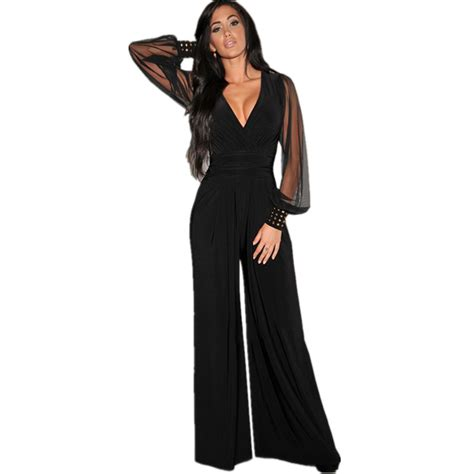 fancy jumpsuits 30 brilliant jumpsuits with sleeves for playzoa com