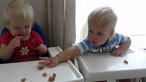 Stealing Food From a Baby - YouTube