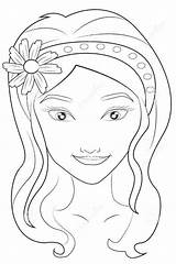 Coloring Face Pages Colouring Printable Template Templates Print Colorings Angry Getcolorings Preview sketch template