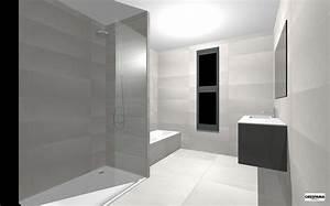 enchanteur carrelage salle de bain 2017 avec carrelage With carrelage design salle de bain