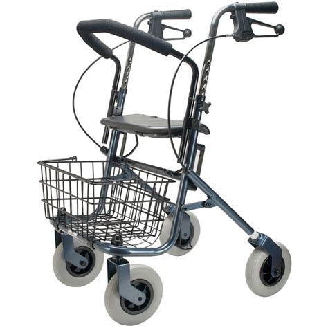 wheelchair assistance walkers and rollators