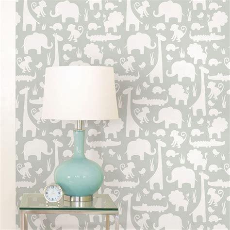 peel stick nursery wallpapers kids bedroom