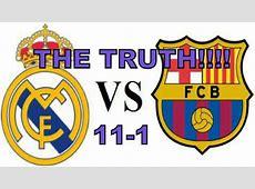 real madrid vs barcelona 111 el classico the truth Doovi