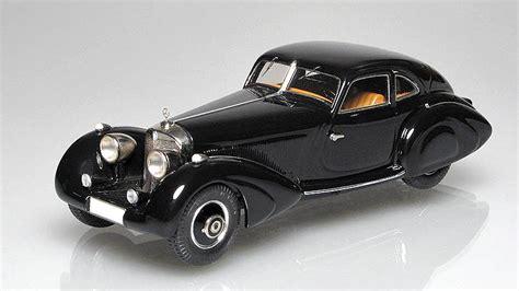 The €5 million mercedes 500k spezial roadster. EMC: 1936 Mercedes-Benz 500K 'Autobahnkurier' im 1:43 maßstab - mDiecast
