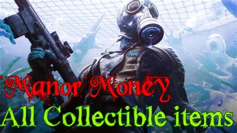 killing floor 2 volter manor collectibles killing floor 2 volter manor all collectible items manor money youtube