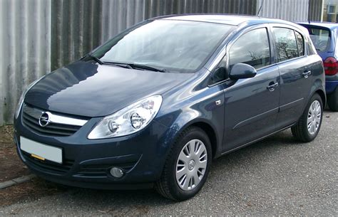 2008 Opel Corsa Photos, Informations, Articles ...