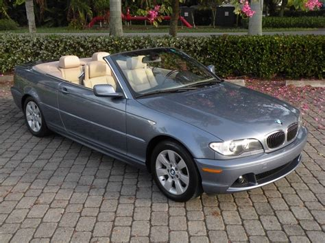 Bmw Fort Myers Fl by 2005 Bmw 325ci Fort Myers Florida For Sale In Fort Myers