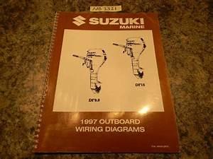1997 Suzuki Marine Outboard Wiring Diagrams 99954