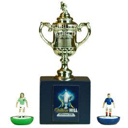 1005. THE SCOTTISH FA CUP. 70mm High With Display Box ...