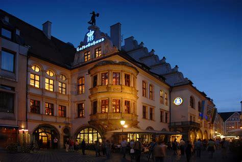 hofbraeuhaus restaurants munich