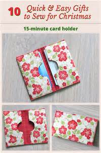 quick and easy gifts to sew for christmas geta s quilting studio