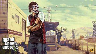 Grand Theft Wallpapers Gta Rockstar Games Pc