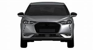 Ds 3 Crossback : 2019 ds3 crossback leaked in patent images looks like the real deal carscoops ~ Medecine-chirurgie-esthetiques.com Avis de Voitures