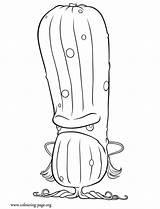 Coloring Meatballs Cloudy Chance Pickle Sour Sheet Colouring Kleurplaten Pickles Printable Het Regent Gehaktballen Template Change Coloringhome Zo Popular sketch template