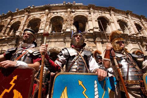Roman Battalions Fight Gaul Troops Again