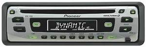 Pioneer Deh-1750 45w Car Cd Tuner Reviews