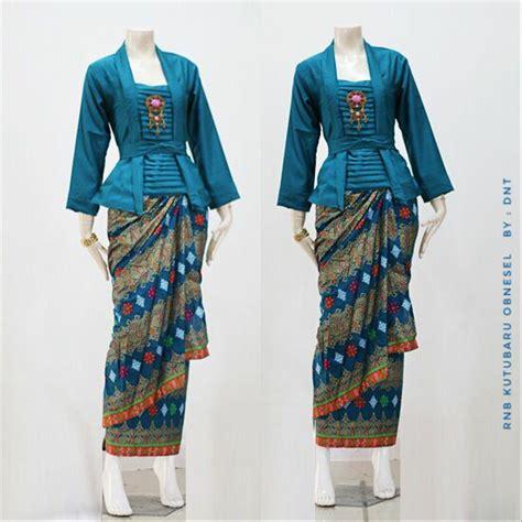 jual setelan kebaya wanita batik sarimbit rnb lilit