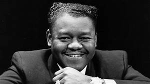 The Story Of Fats Domino's 'Ain't That A Shame' : NPR