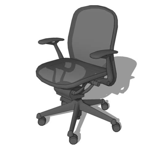 knoll chadwick mesh desk chair knoll chadwick 3d model formfonts 3d models textures