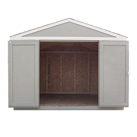 step2 highboy storage shed premier gable somerset flexi door storage shed id 1090982