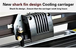 Redsail Cutting Plotter Rs500c Vinyl Cutter