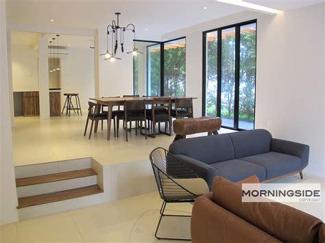 Landed House & Terrace House Interior Design