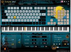 Everyone PianoThe First Keyboard Piano Learning Software