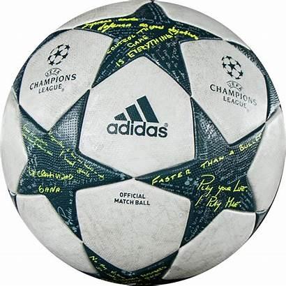 League Champions Ball Uefa Football Transparent Adidas
