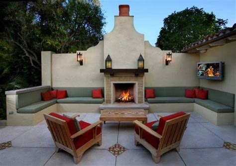 wall designs for outside these stunning patios will make you forget you re outside porch advice