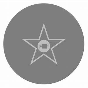 iMovie Icon | Dynamic Yosemite Iconset | ccard3dev