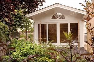 Gartenhaus Mit Glasfront : gartenh user holz schroeer bauen und wohnen ~ Markanthonyermac.com Haus und Dekorationen