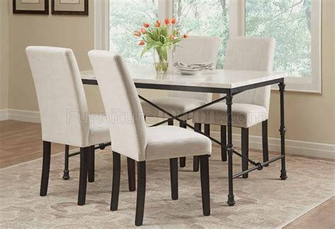 nagel 106131 dining set 5pc by coaster