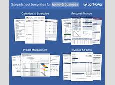 Excel Templates, Calendars, Calculators and Spreadsheets
