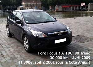 Occasion Ford Focus : ford focus voitures d 39 occasion le blog ~ Gottalentnigeria.com Avis de Voitures