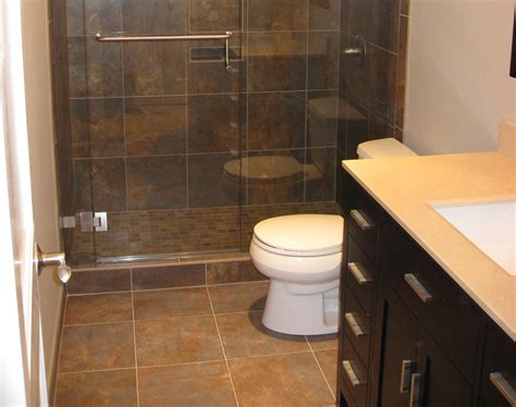 Small Beautiful Bathrooms by Beautiful Bathrooms Images With Brown Mosaic Tile