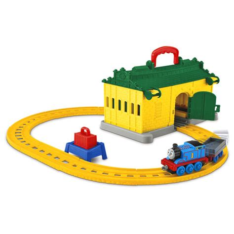 and friends tidmouth sheds deluxe set friends collectible railway tidmouth sheds