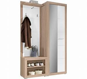 Garderobe Sonoma Eiche Weiß : garderobe sonoma eiche wei online kaufen xxxlshop ~ Bigdaddyawards.com Haus und Dekorationen