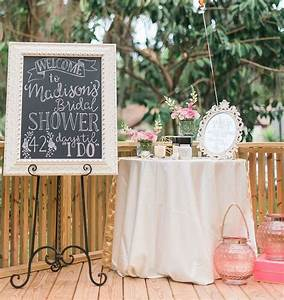bridal shower decoration ideas With wedding shower decor
