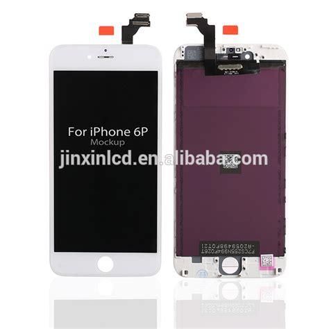 places that fix iphone screens for cheap jinxin free dhl for iphone 6 plus lcd assembly
