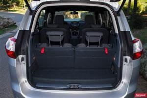 Ford S Max 7 Places Occasion : le ford c max voit grand pour offrir sept places photo 13 l 39 argus ~ Gottalentnigeria.com Avis de Voitures
