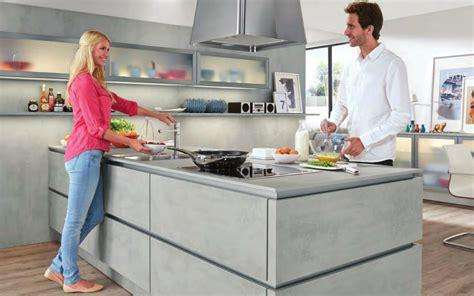 Küchen In Betonoptik by Design K 252 Chen Im Sch 246 Nsten Betonoptik Geplant