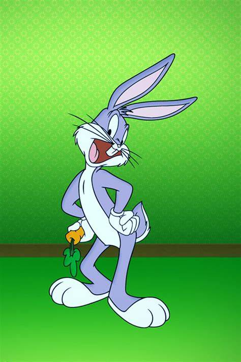 Cartoons daffy duck and b. iPhone Wallpapers Pictures: Bugs Bunny
