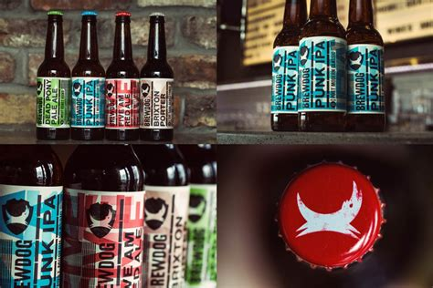 brand   logo  packaging  brewdog
